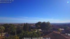 view from Montserrat - Casadalt (Valencia - Spain) on 2018-12-02
