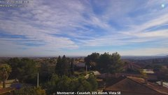 view from Montserrat - Casadalt (Valencia - Spain) on 2018-12-03