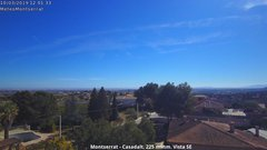 view from Montserrat - Casadalt (Valencia - Spain) on 2019-03-10