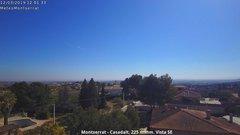 view from Montserrat - Casadalt (Valencia - Spain) on 2019-03-12