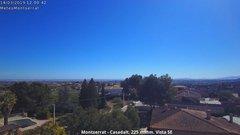 view from Montserrat - Casadalt (Valencia - Spain) on 2019-03-14