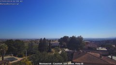 view from Montserrat - Casadalt (Valencia - Spain) on 2019-03-17