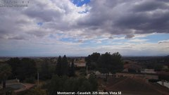 view from Montserrat - Casadalt (Valencia - Spain) on 2019-03-20