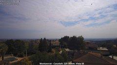 view from Montserrat - Casadalt (Valencia - Spain) on 2019-03-23