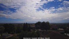 view from Montserrat - Casadalt (Valencia - Spain) on 2019-04-08