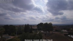 view from Montserrat - Casadalt (Valencia - Spain) on 2019-04-17