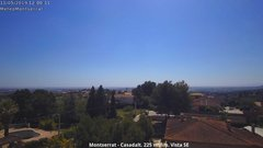 view from Montserrat - Casadalt (Valencia - Spain) on 2019-05-11