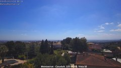 view from Montserrat - Casadalt (Valencia - Spain) on 2019-05-13