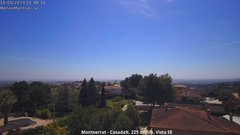 view from Montserrat - Casadalt (Valencia - Spain) on 2019-05-15