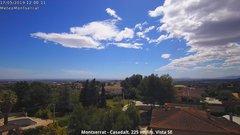view from Montserrat - Casadalt (Valencia - Spain) on 2019-05-17