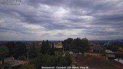 view from Montserrat - Casadalt (Valencia - Spain) on 2019-05-18