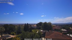 view from Montserrat - Casadalt (Valencia - Spain) on 2019-05-19