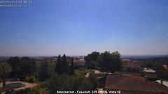 view from Montserrat - Casadalt (Valencia - Spain) on 2019-05-22