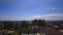view from Montserrat - Casadalt (Valencia - Spain) on 2019-06-11