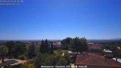 view from Montserrat - Casadalt (Valencia - Spain) on 2019-06-15