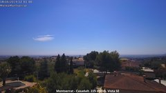 view from Montserrat - Casadalt (Valencia - Spain) on 2019-06-18
