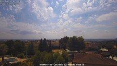 view from Montserrat - Casadalt (Valencia - Spain) on 2019-07-17