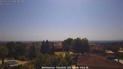 view from Montserrat - Casadalt (Valencia - Spain) on 2019-07-23