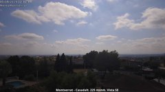 view from Montserrat - Casadalt (Valencia - Spain) on 2019-08-05