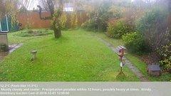 view from Wembury, Devon. Garden Cam on 2018-12-01
