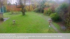 view from Wembury, Devon. Garden Cam on 2018-12-02