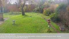 view from Wembury, Devon. Garden Cam on 2018-12-03