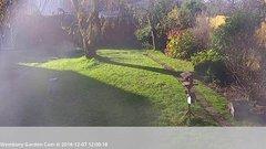 view from Wembury, Devon. Garden Cam on 2018-12-07