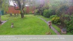 view from Wembury, Devon. Garden Cam on 2019-04-24