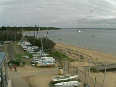 view from Cowes Yacht Club - West on 2019-04-22
