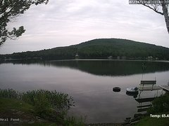 view from Neal Pond on 2018-07-14