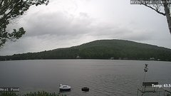view from Neal Pond on 2018-07-22