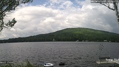 view from Neal Pond on 2018-08-09