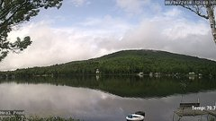 view from Neal Pond on 2018-08-14