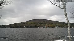 view from Neal Pond on 2018-10-18