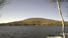 view from Neal Pond on 2018-10-19
