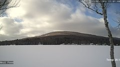view from Neal Pond on 2018-12-07