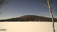 view from Neal Pond on 2018-12-11