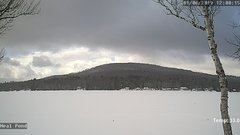view from Neal Pond on 2019-01-06