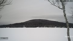 view from Neal Pond on 2019-01-08