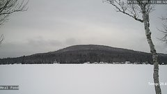view from Neal Pond on 2019-01-15