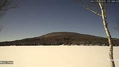 view from Neal Pond on 2019-01-17