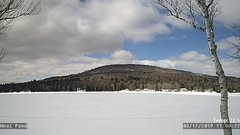 view from Neal Pond on 2019-03-17