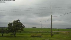 view from Ewing, Nebraska (west view)   on 2018-07-18