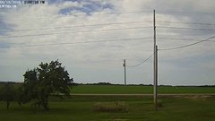 view from Ewing, Nebraska (west view)   on 2018-09-10