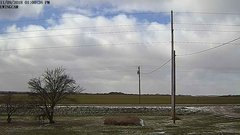 view from Ewing, Nebraska (west view)   on 2018-11-09