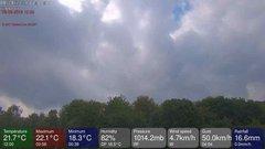 view from MeteoLive webcam SEREMANGE ERZANGE FR57 on 2018-08-08