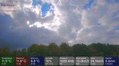 view from MeteoLive webcam SEREMANGE ERZANGE FR57 on 2018-10-01