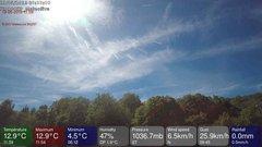view from MeteoLive webcam SEREMANGE ERZANGE FR57 on 2019-05-13
