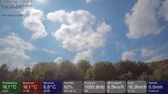 view from MeteoLive webcam SEREMANGE ERZANGE FR57 on 2019-05-17