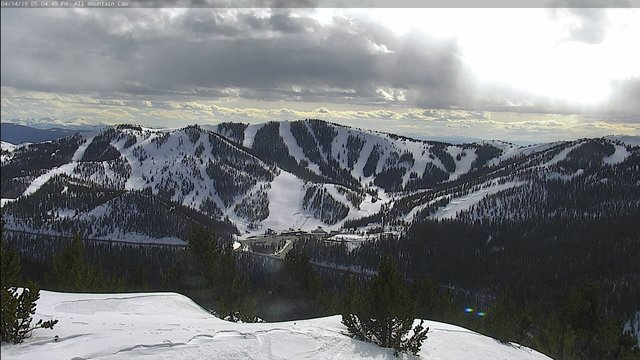 time-lapse frame, 5 - All Mountain Cam webcam